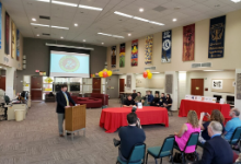 Career Signing Day Ceremony
