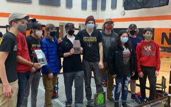 North Union Tournament Winners