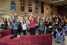 Project Support / Communications ClubYoga Activity