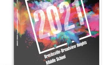 BBHMS Yearbook Cover