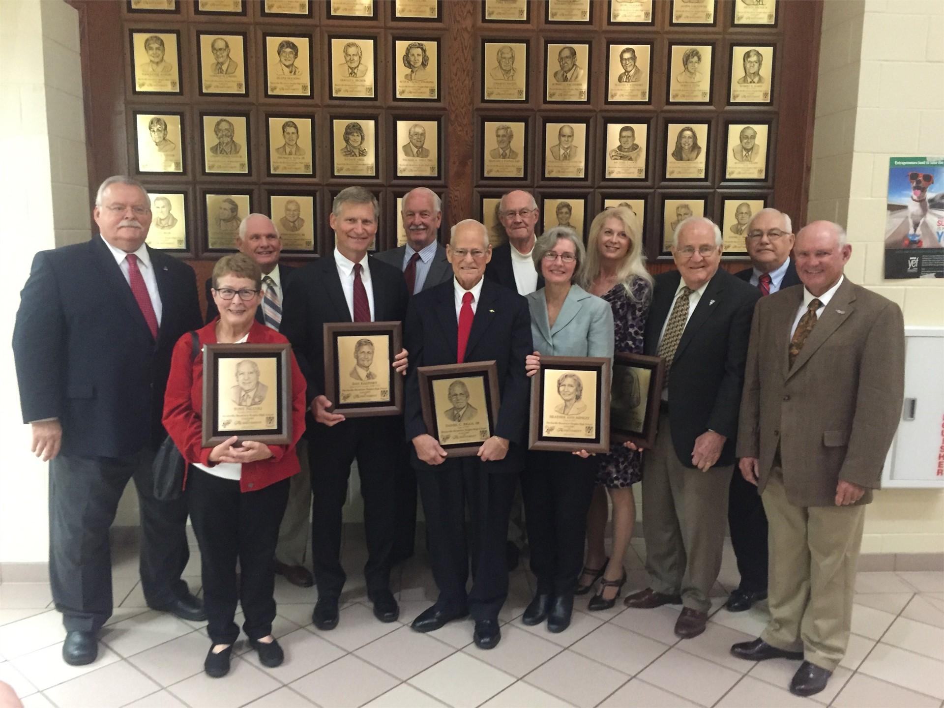 BBHHS Alumni Association Gallery of Achievement