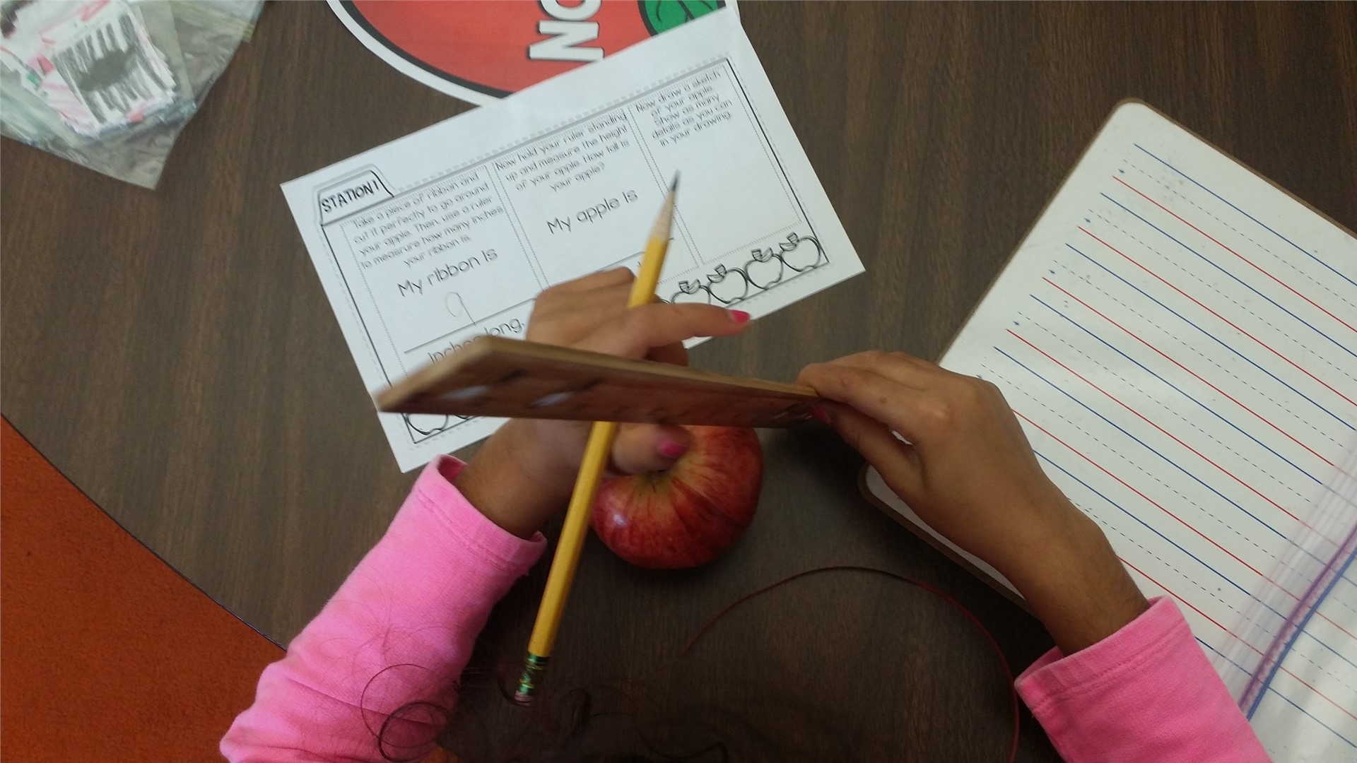 2nd Grade Apple Day- Learning activities with Apples