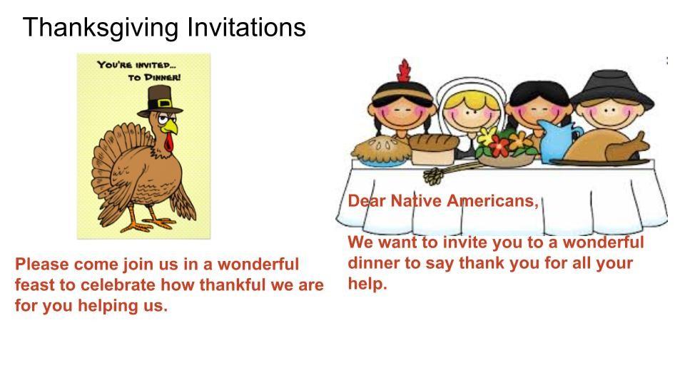 2nd Grade Google Slides- Invitations