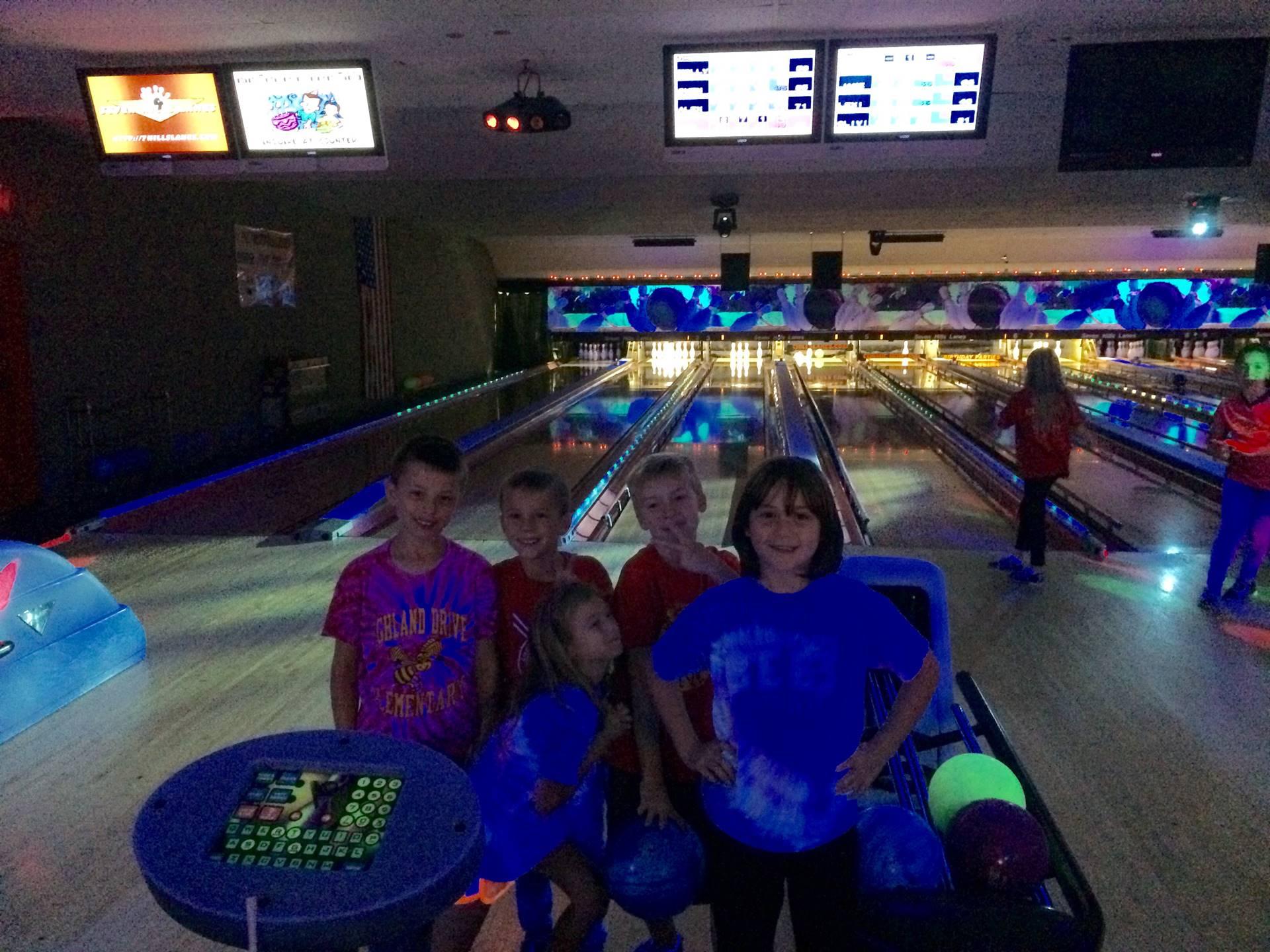Bowling Club 4