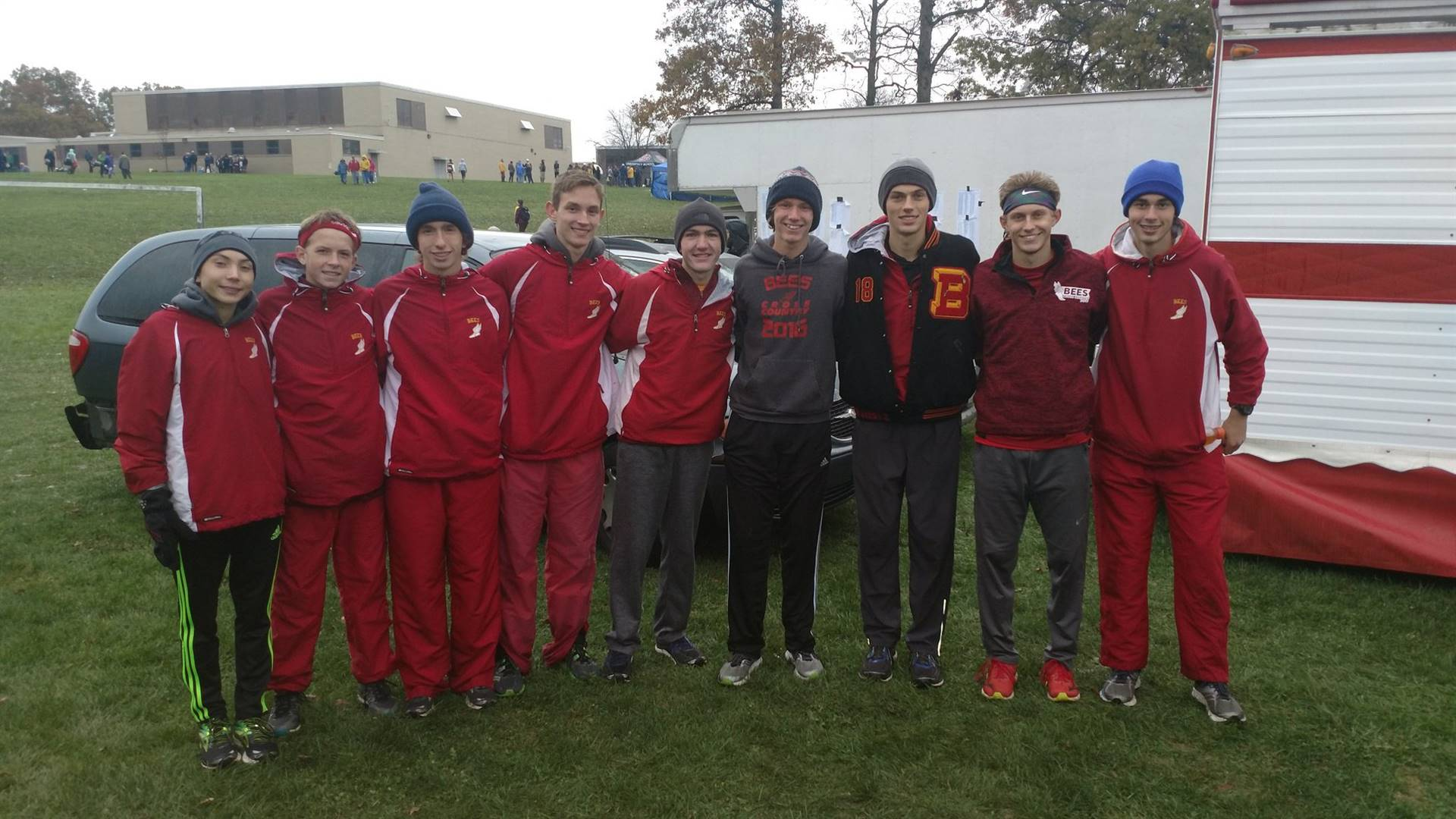 Cross Country Team Member Anthony Camerieri Qualifies for State Meet