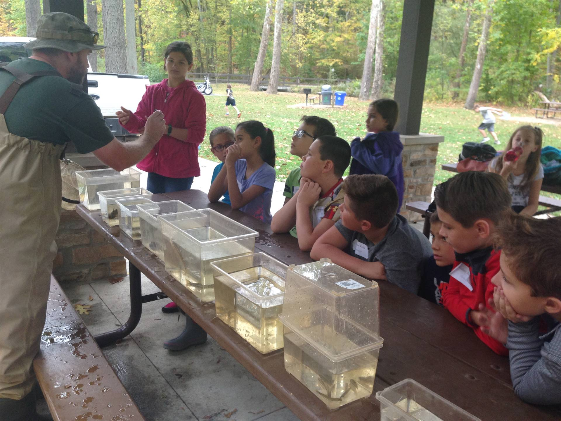 Metroparks science discovery