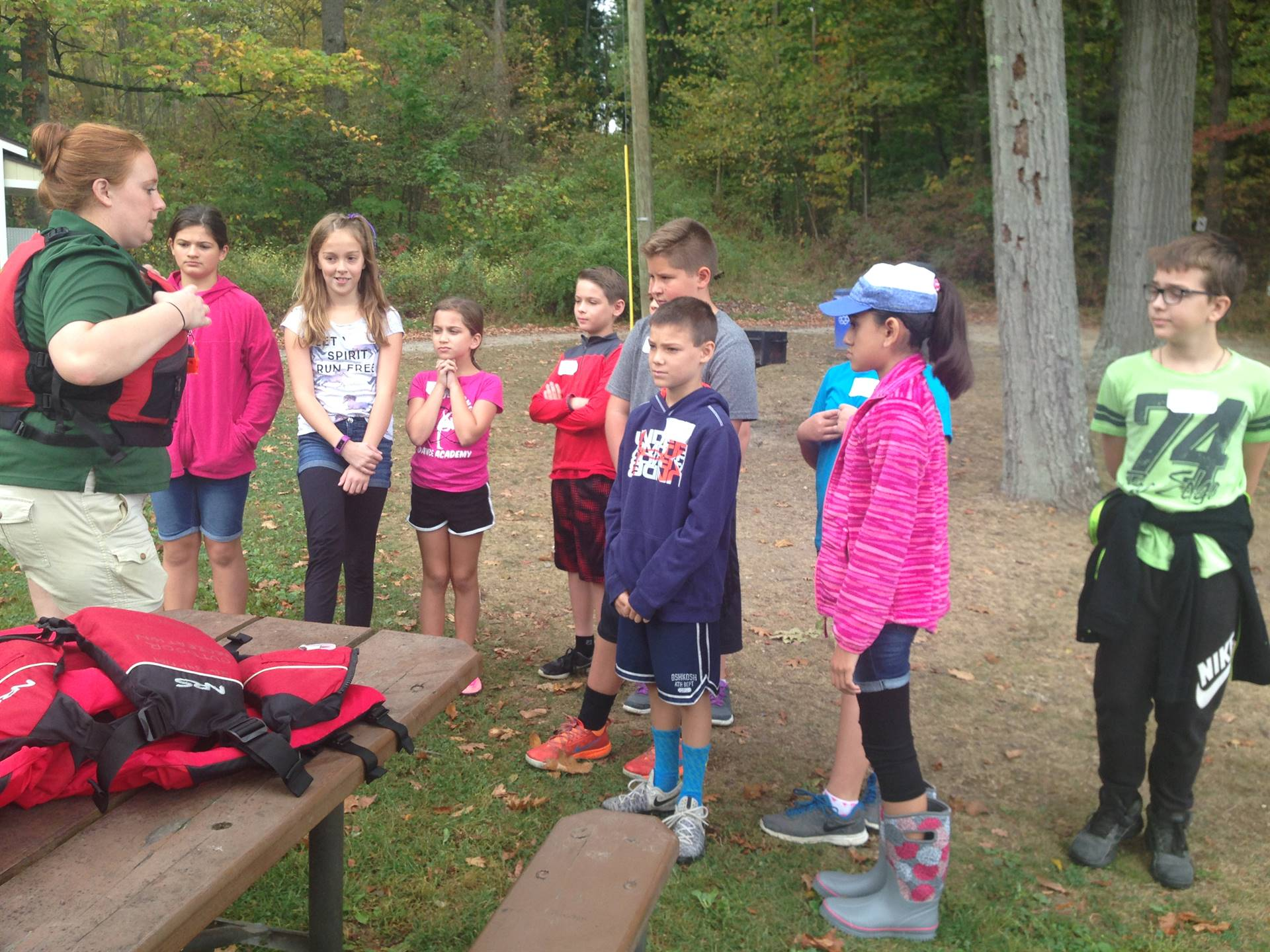 Metroparks science lesson