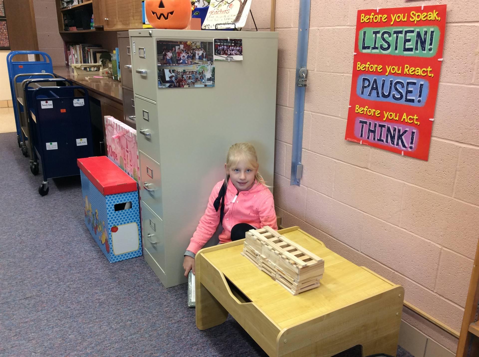 Building a longhouse.