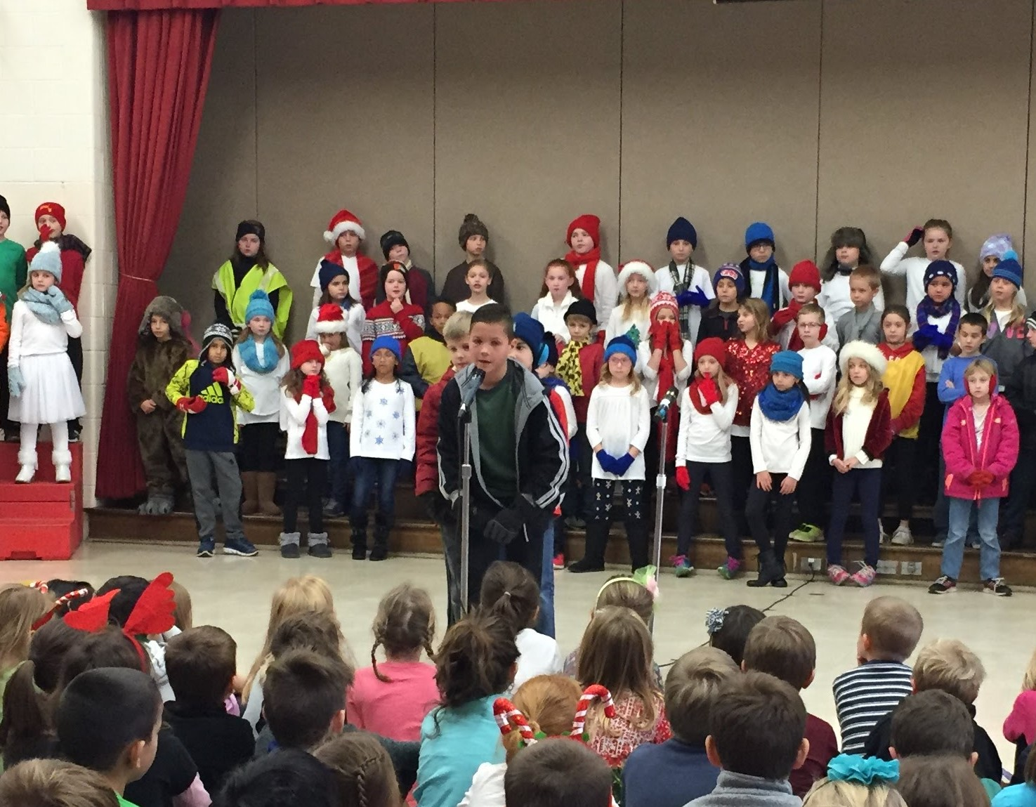 3rd Grade Musical Production 13
