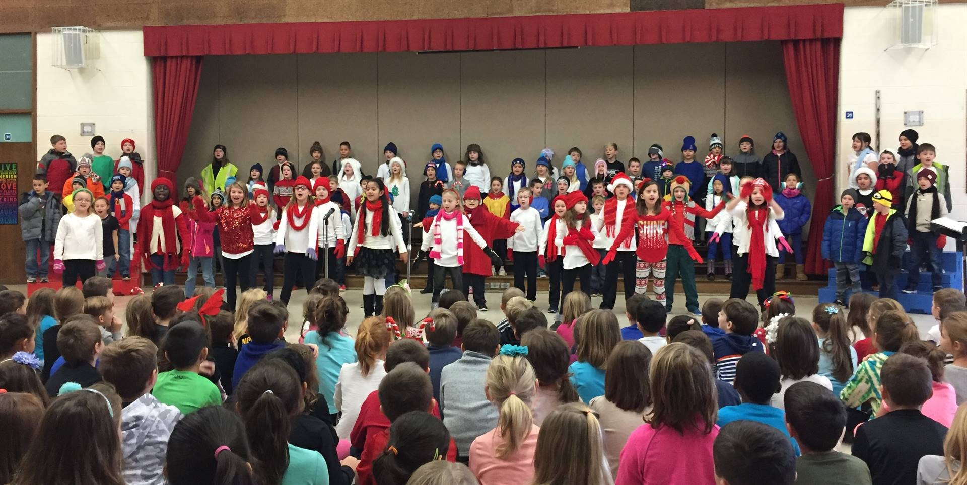 3rd Grade Musical Production 2