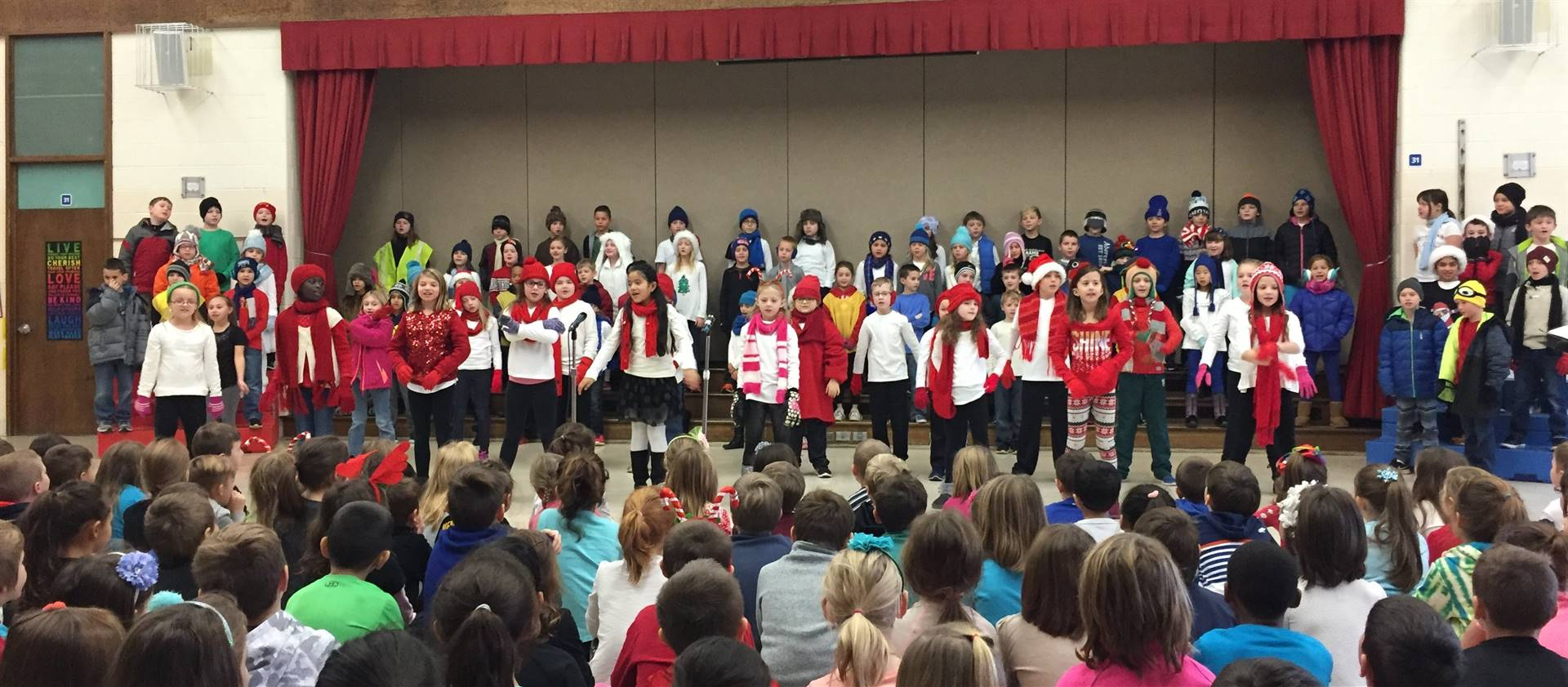 3rd Grade Musical Production 1