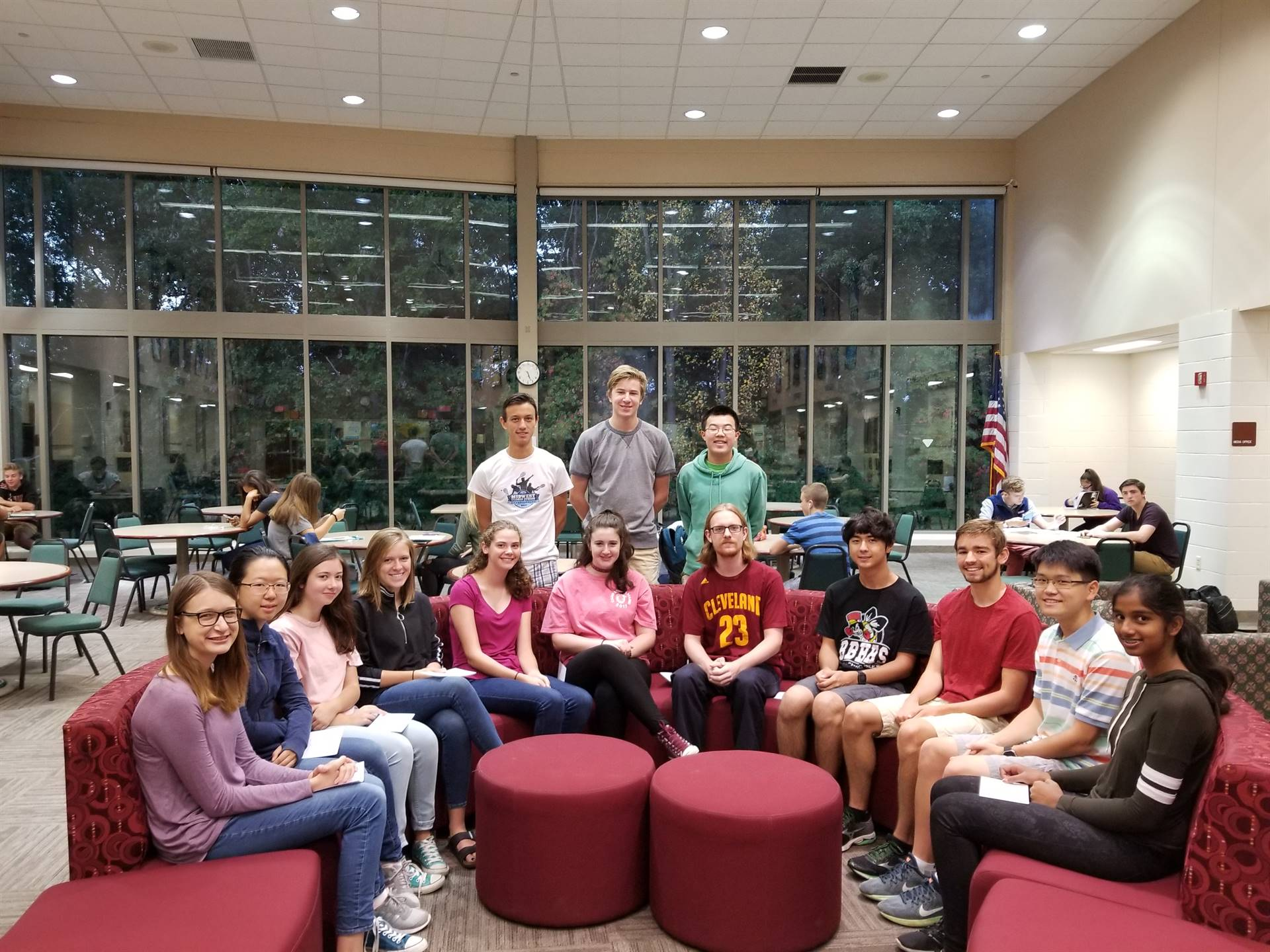 National Merit Semi-finalists and Commended Scholars