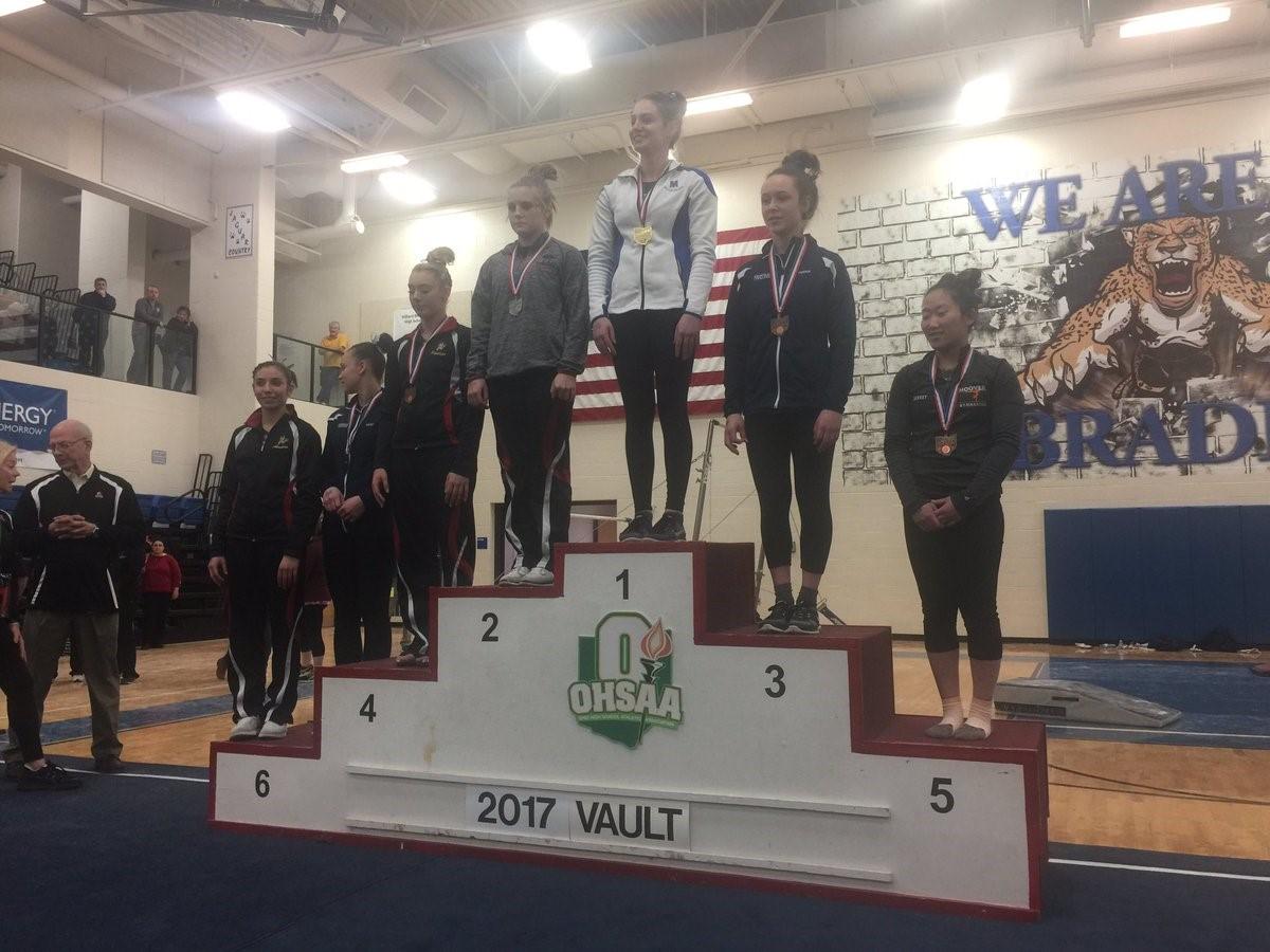 Congratulations Bees Gymnasts!
