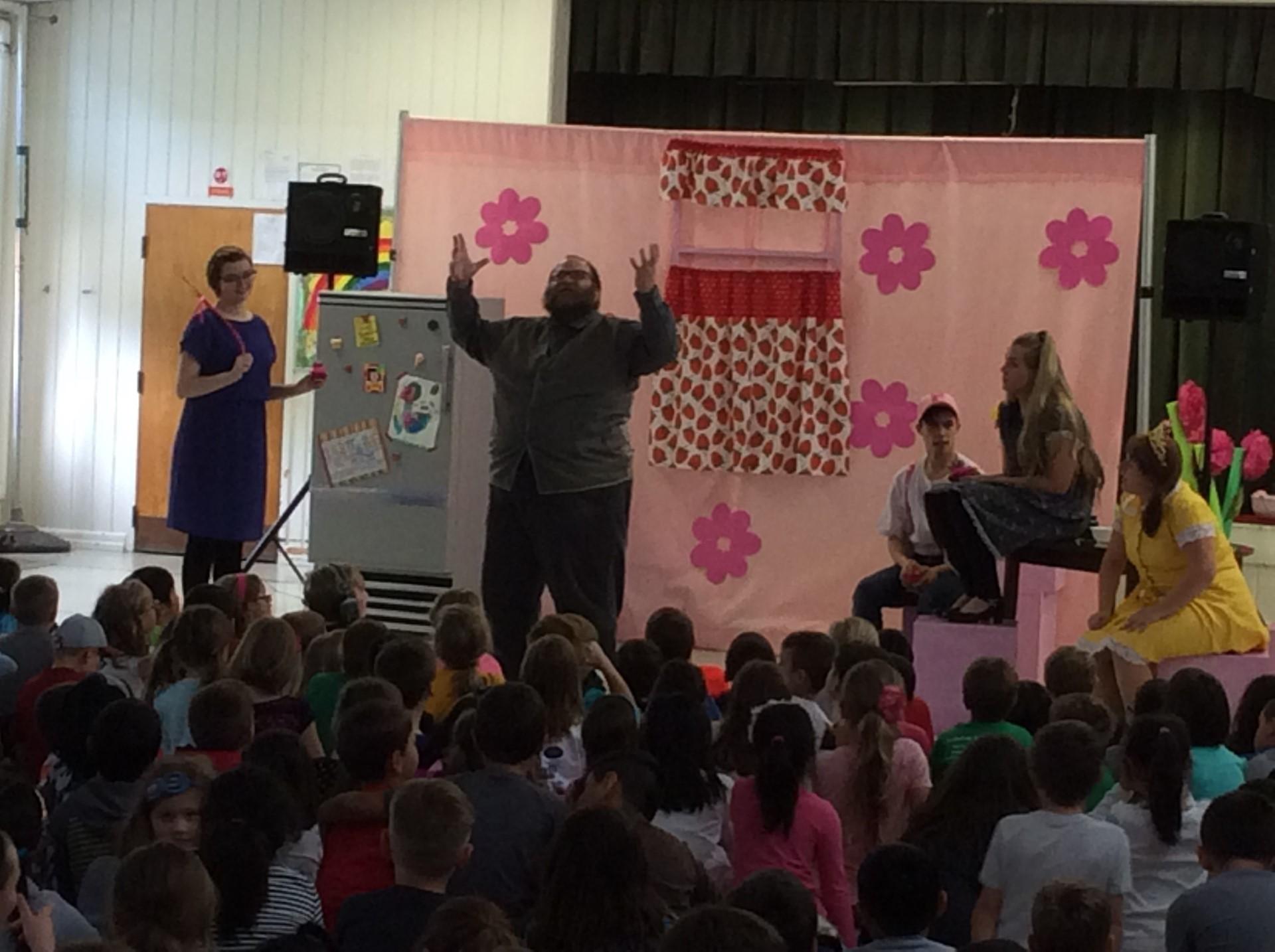 Pinkalicious Musical April 21st