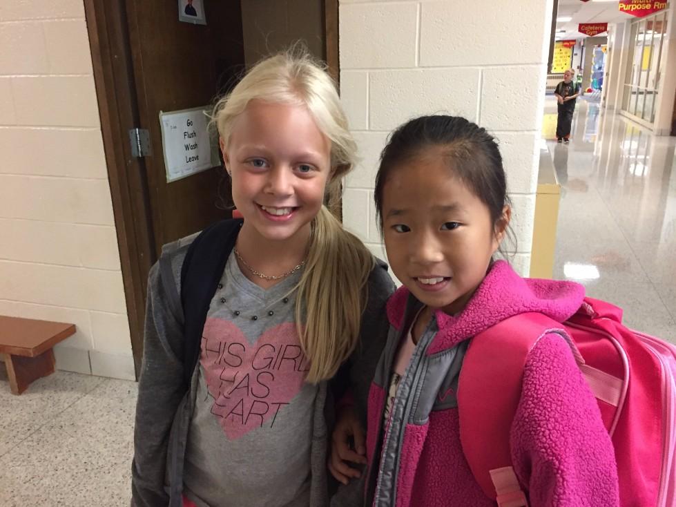 3rd grade girls