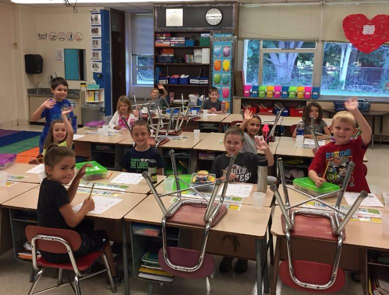 Mrs. Niederhelman's class