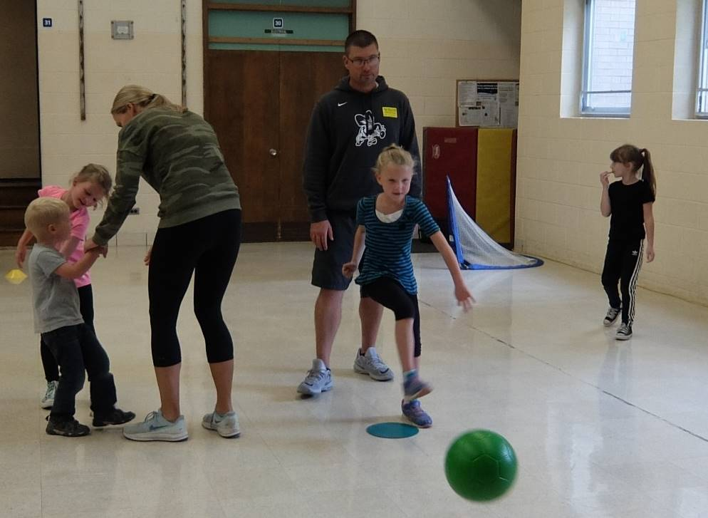Take Your Parent to P.E.-Thursday 50