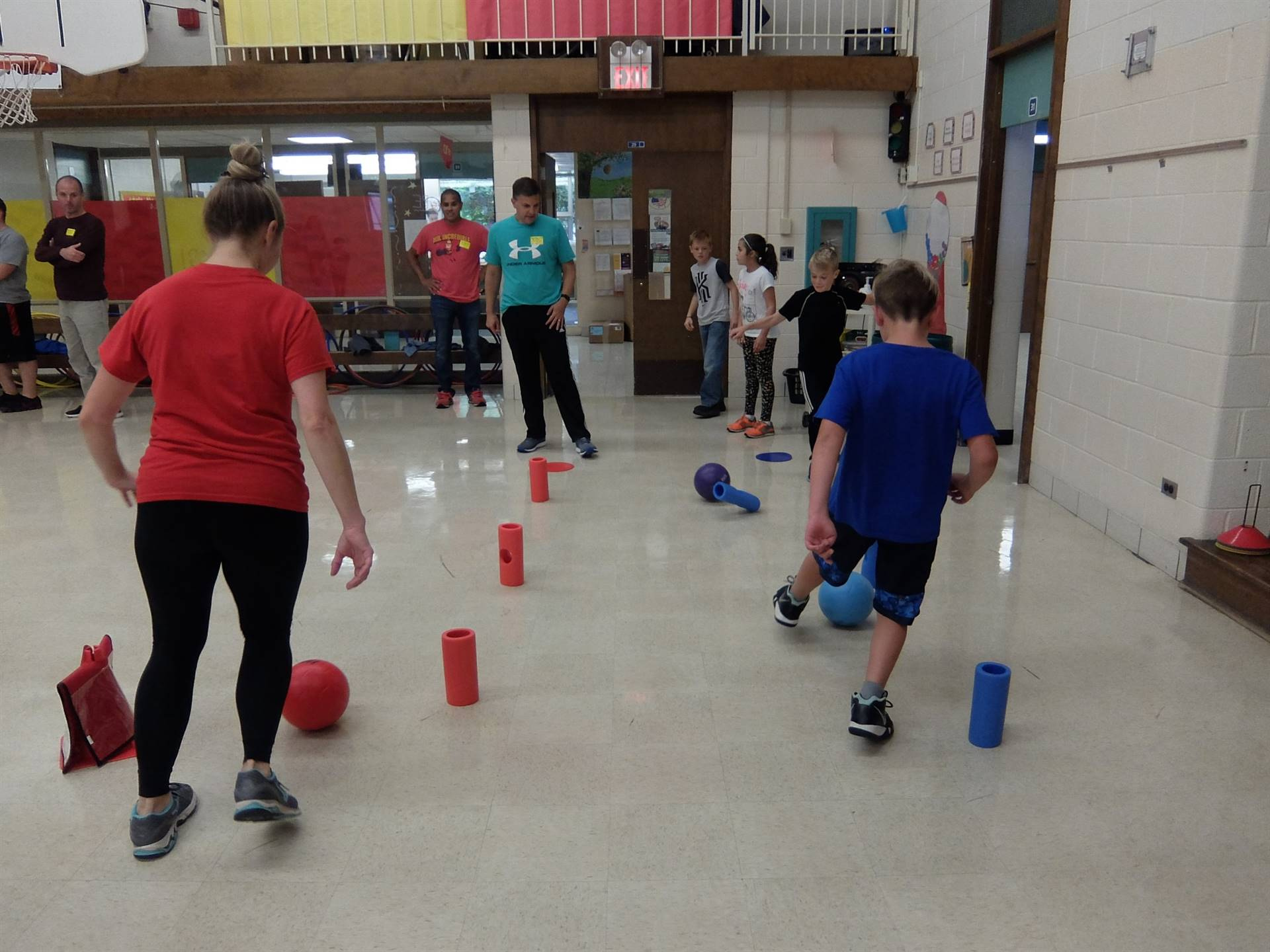 Take Your Parent to P.E.-Thursday 60
