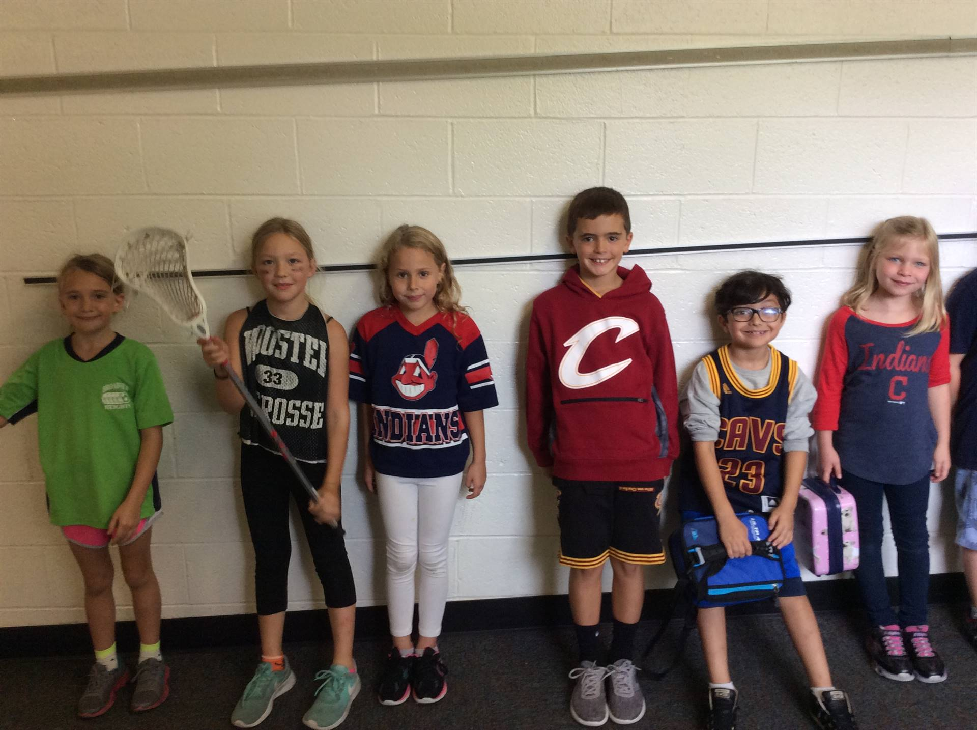 Spirit Week - Favorite Sports Team