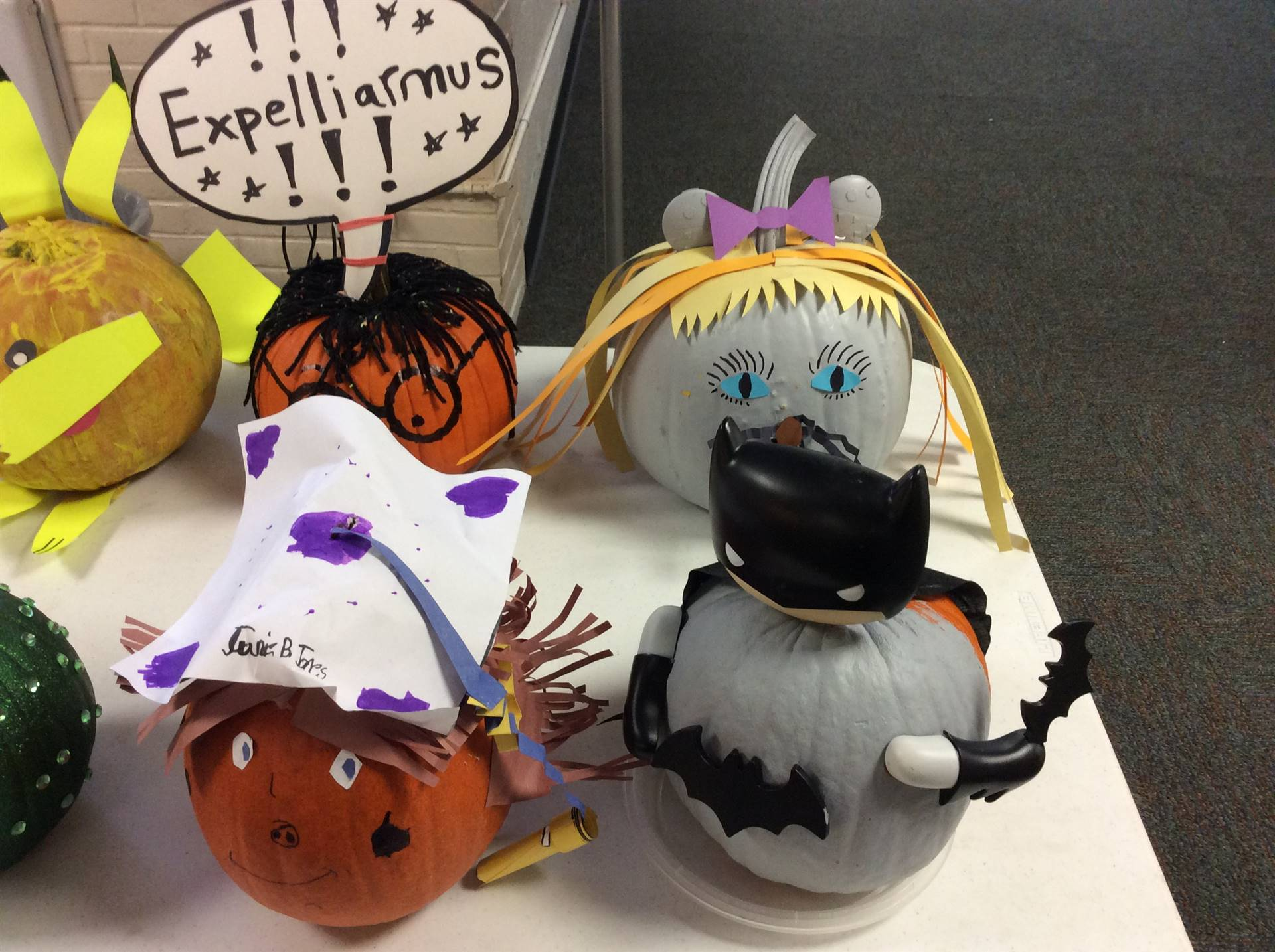 2nd Grade Pumpkin Book Reports