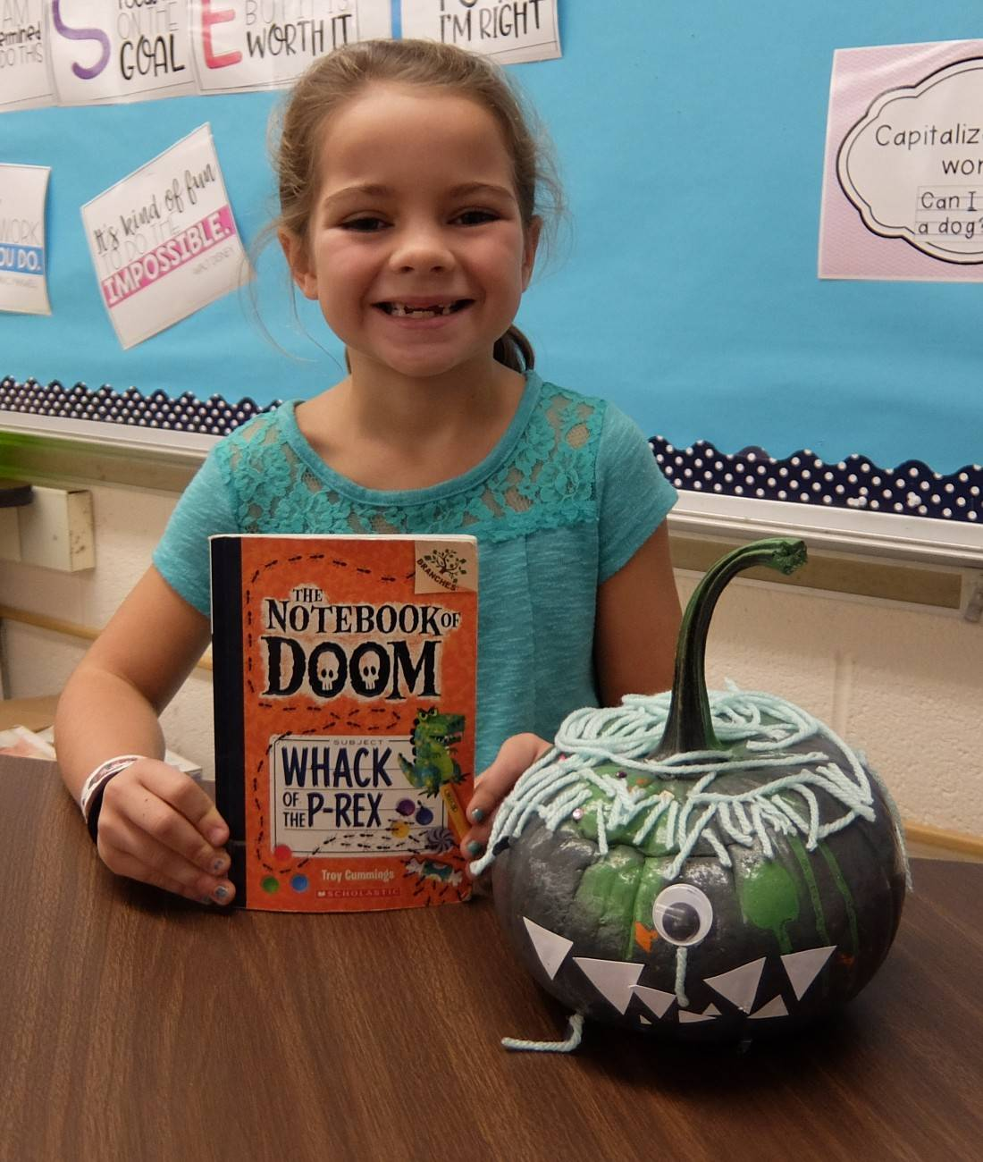 Favorite Book Pumpkins 2