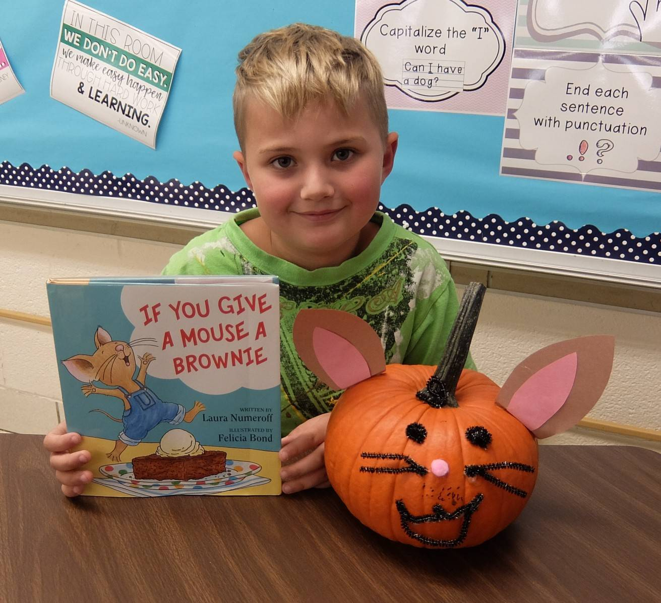 Favorite Book Pumpkins 8