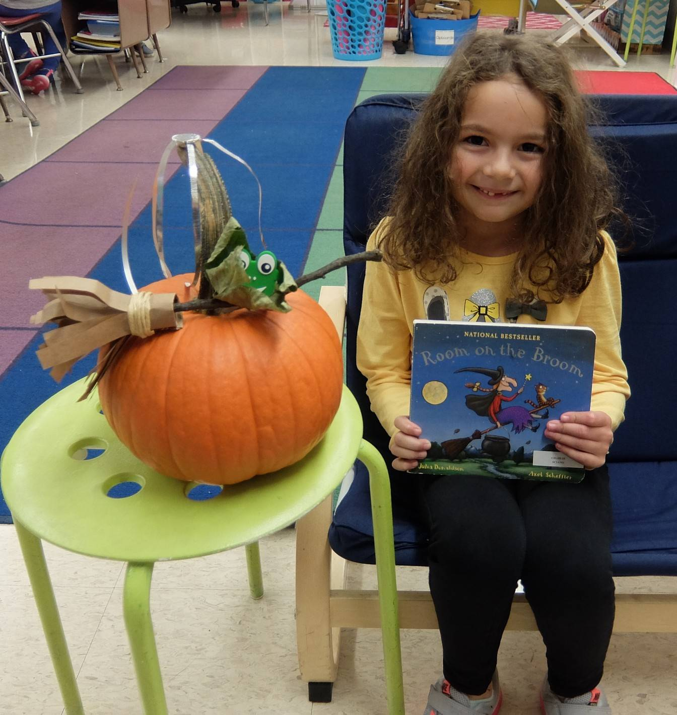 Favorite Book Pumpkins 14