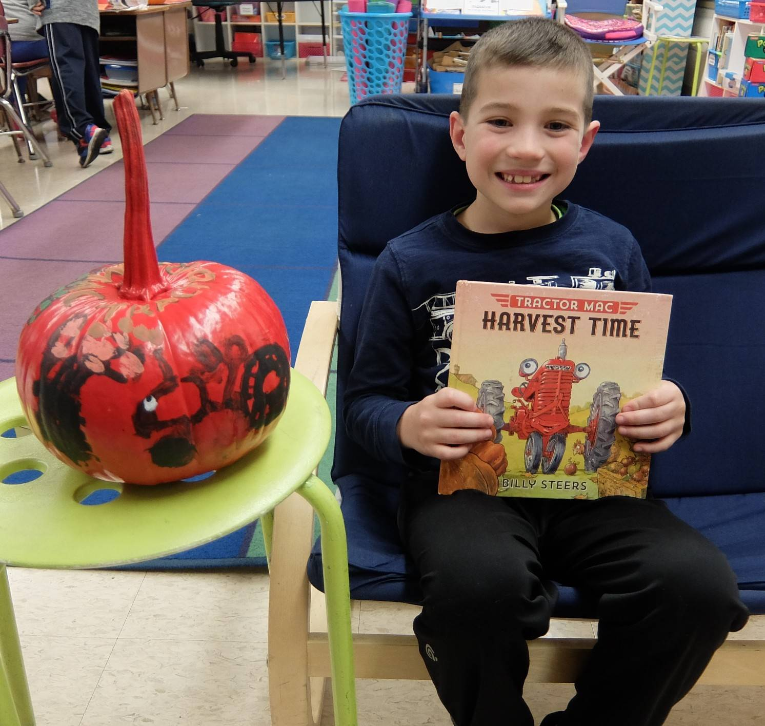 Favorite Book Pumpkins 20