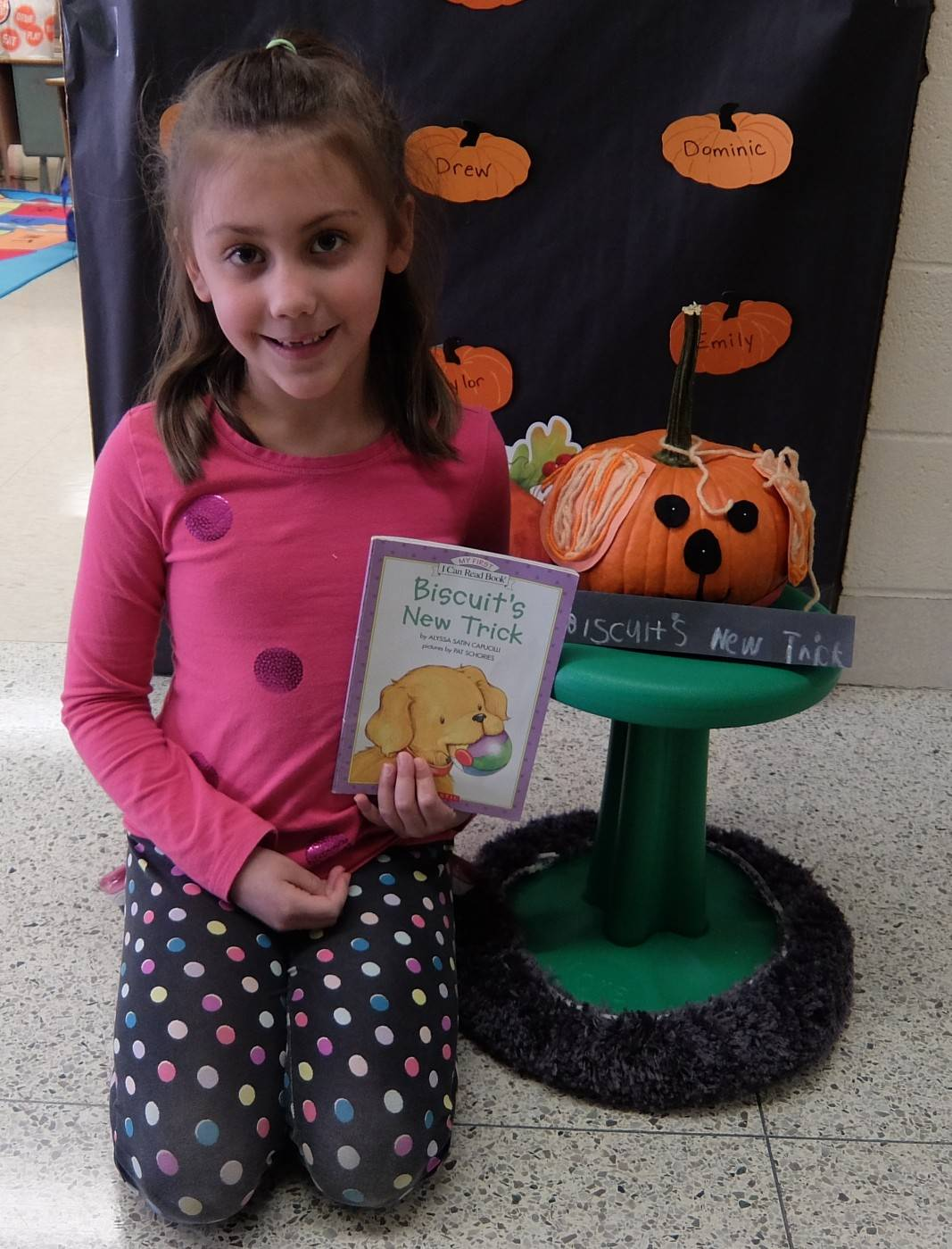 Favorite Book Pumpkins 5