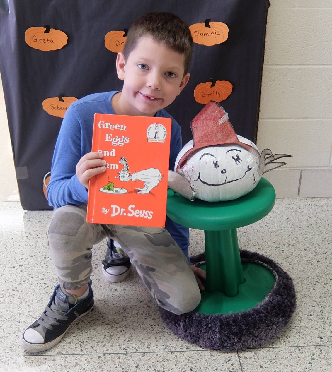 Favorite Book Pumpkins 9