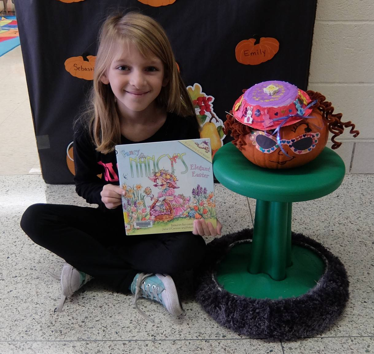 Favorite Book Pumpkins 10