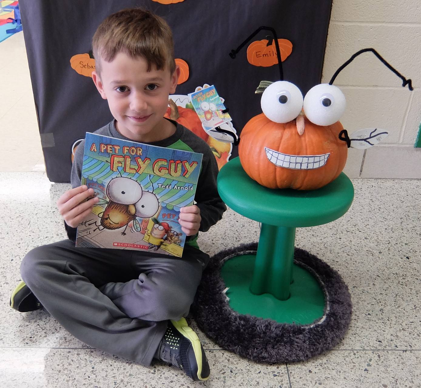 Favorite Book Pumpkins 19