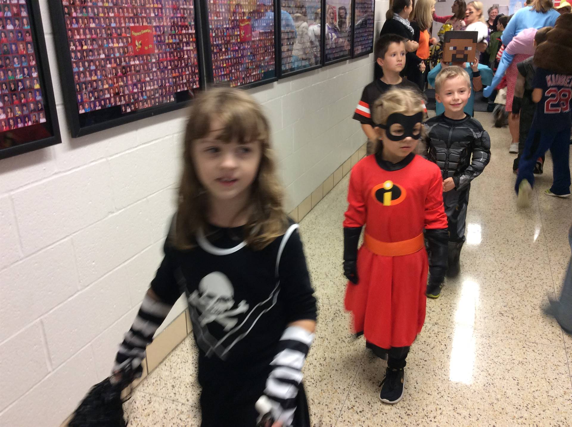 Halloween Parade and Party!