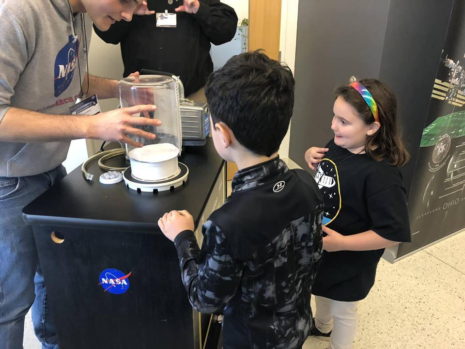 Hilton's Young Astronauts 2