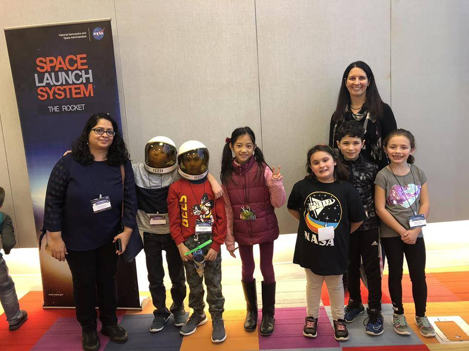 Hilton's Young Astronauts 4