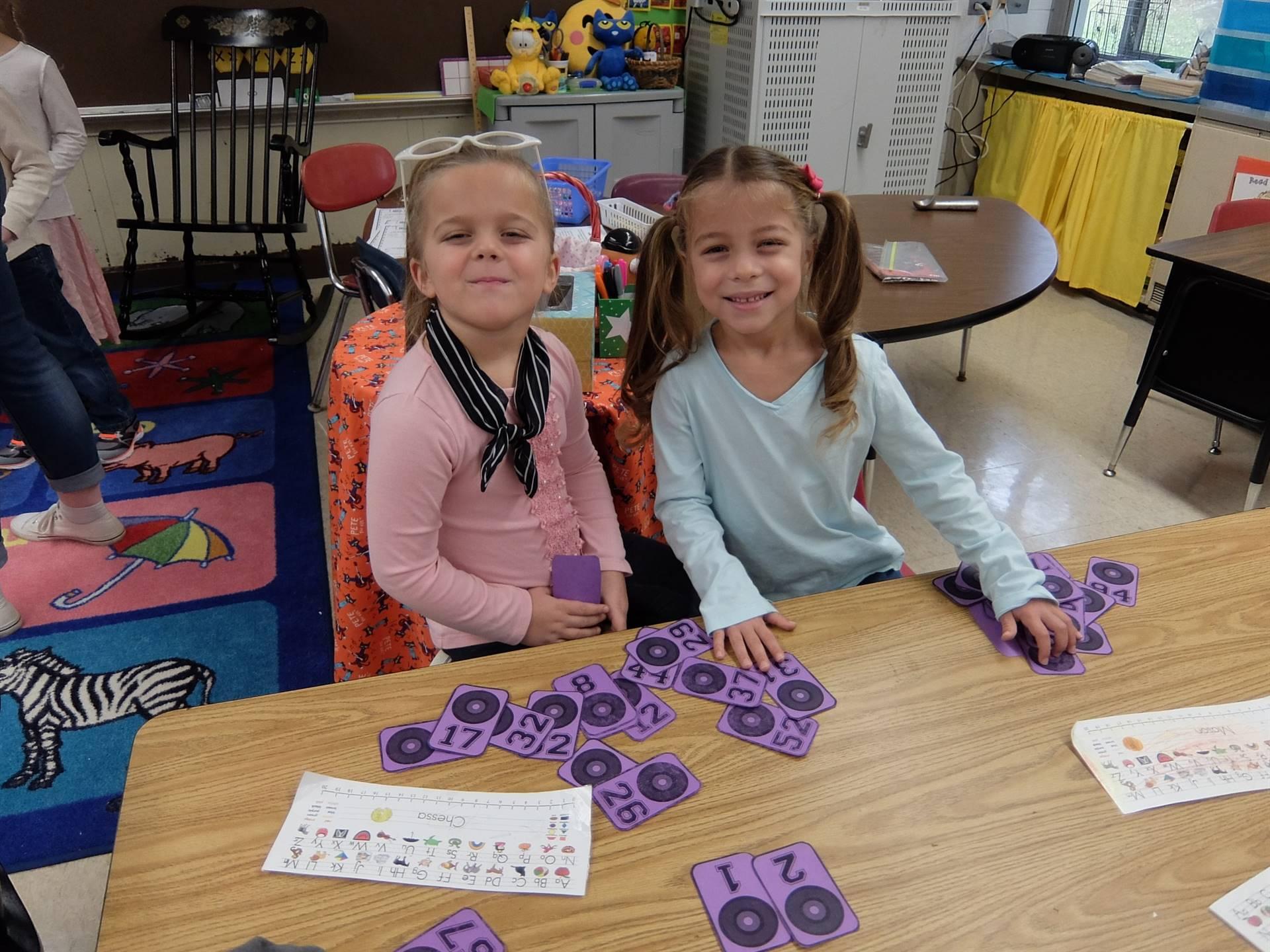 Kindergarten 50's Day 4