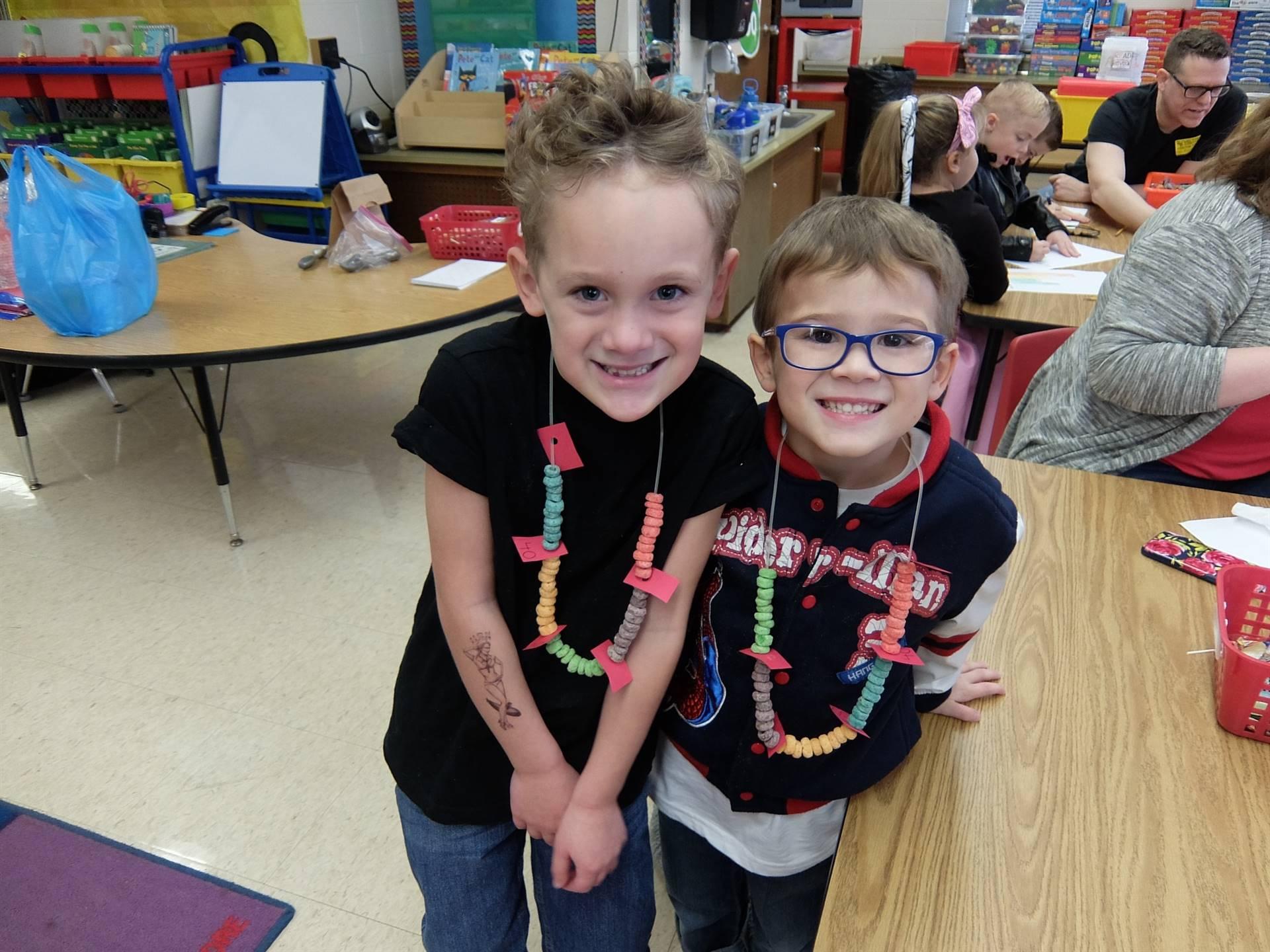 Kindergarten 50's Day 5