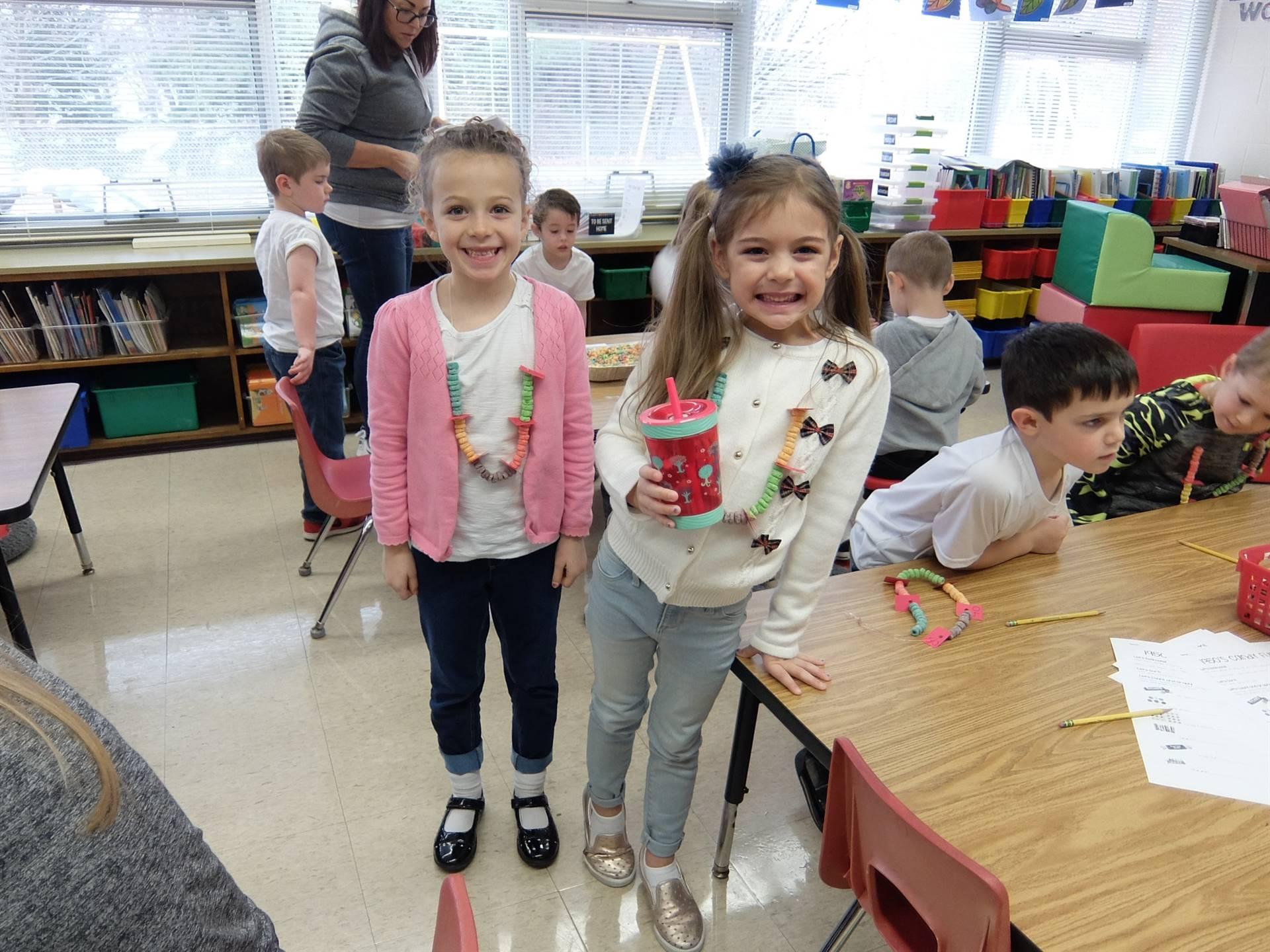 Kindergarten 50's Day 7