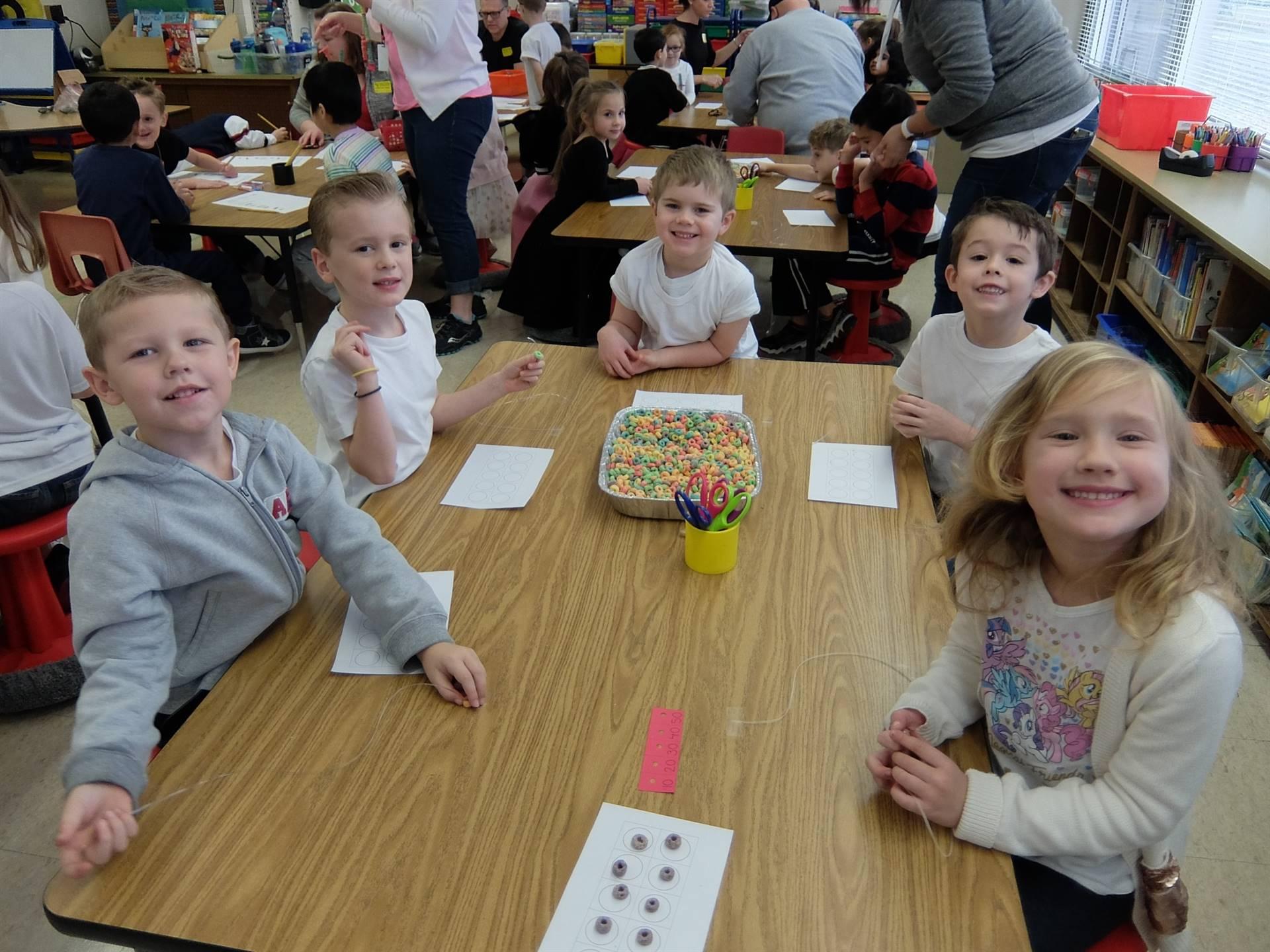 Kindergarten 50's Day 8
