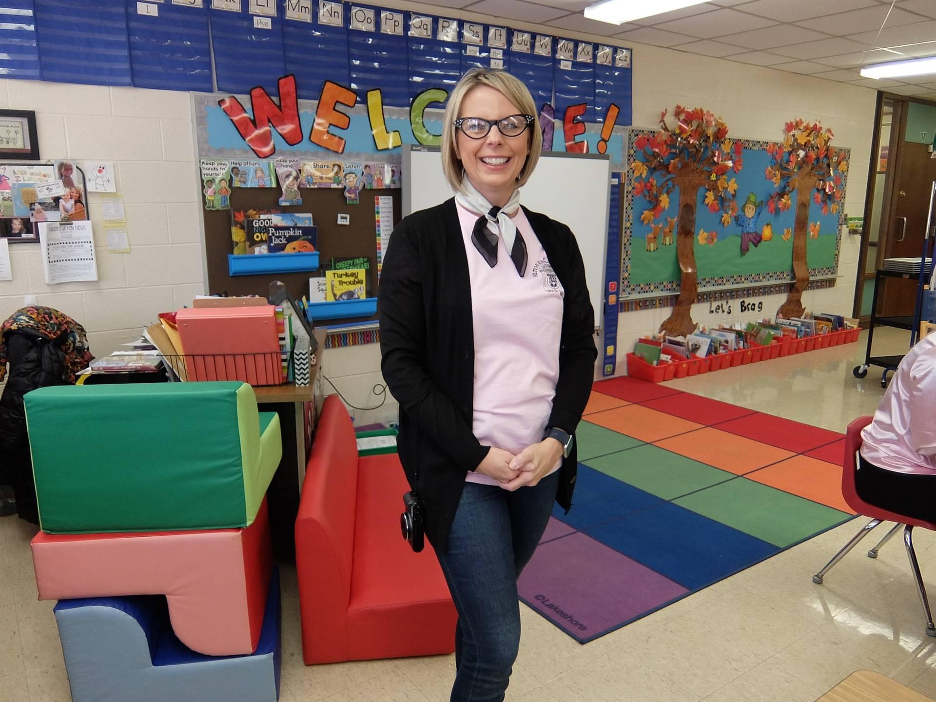 Kindergarten 50's Day 9