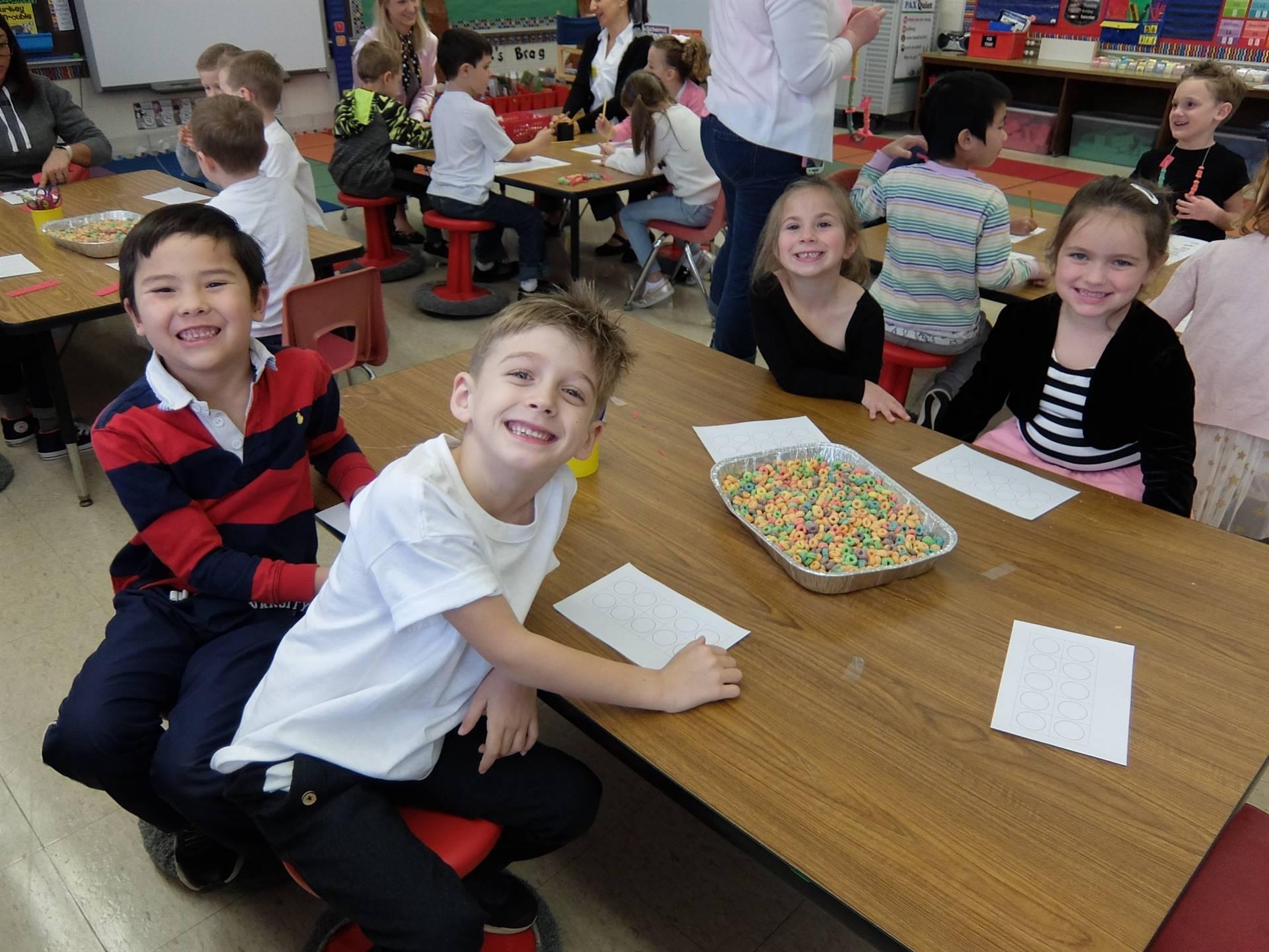 Kindergarten 50's Day 10