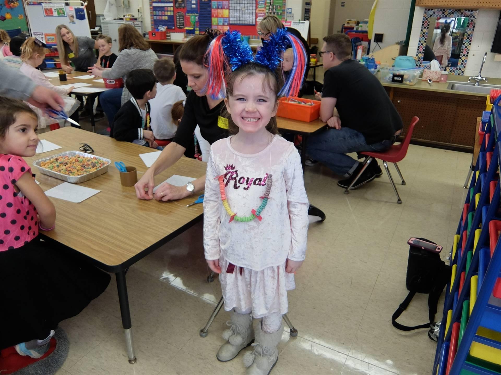 Kindergarten 50's Day 11
