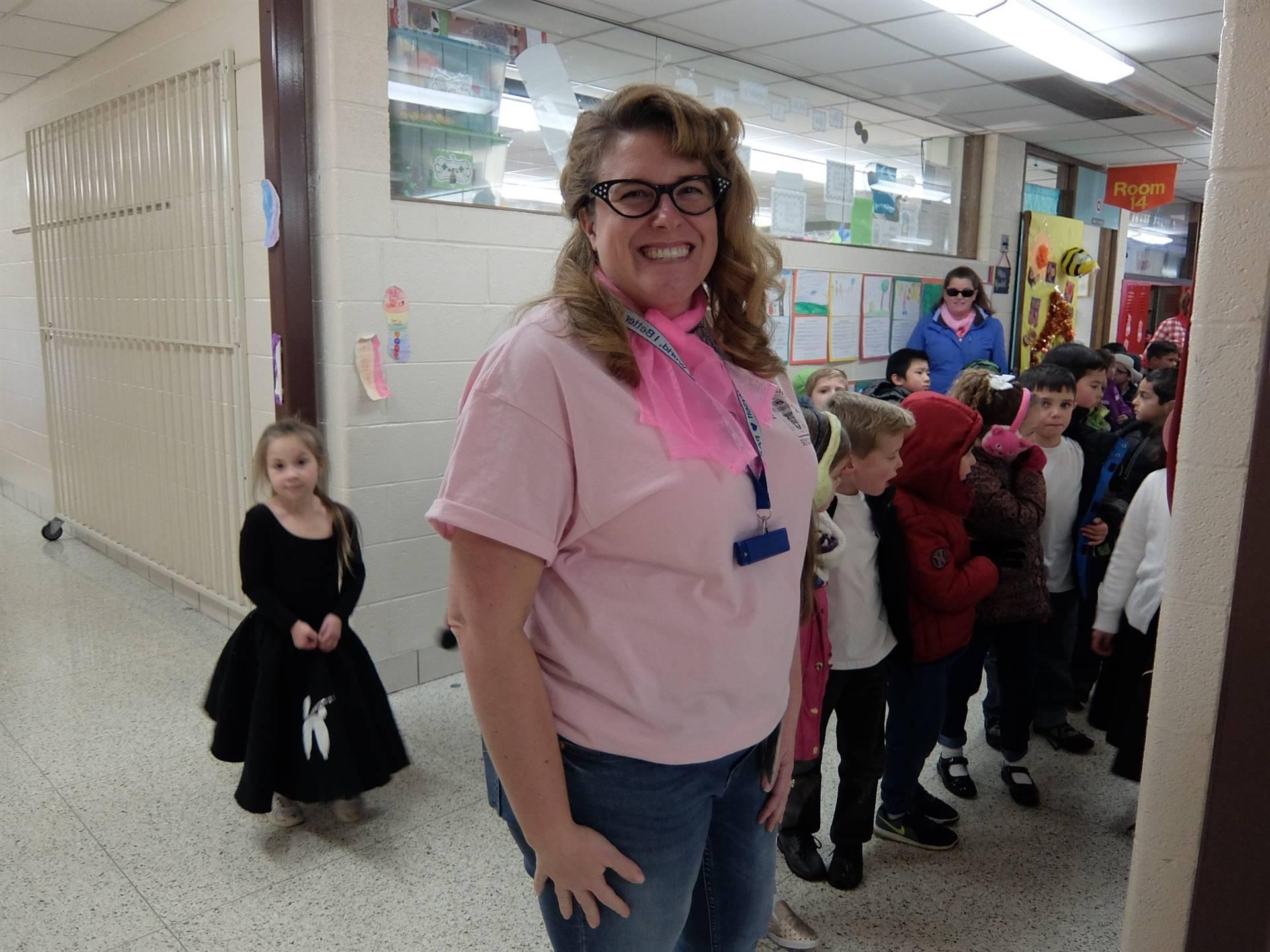 Kindergarten 50's Day 14