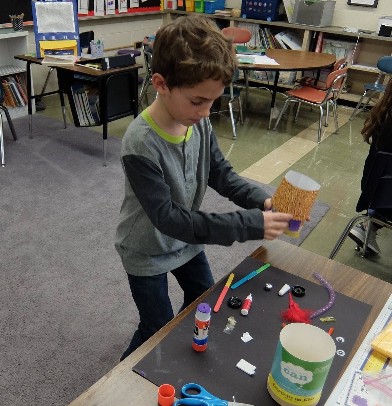 Creativity Cans - 2nd Grade 15