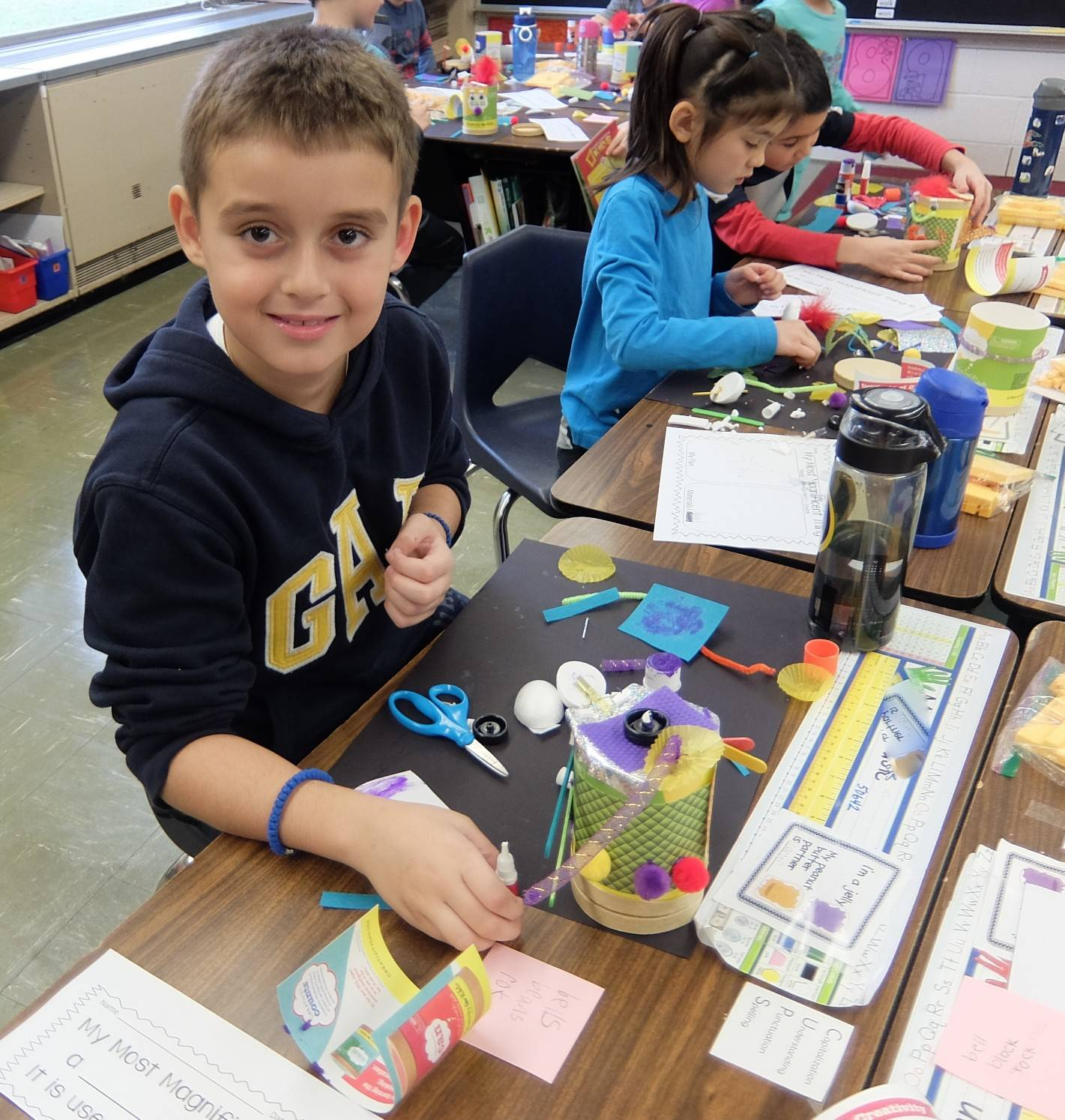Creativity Cans - 2nd Grade 17