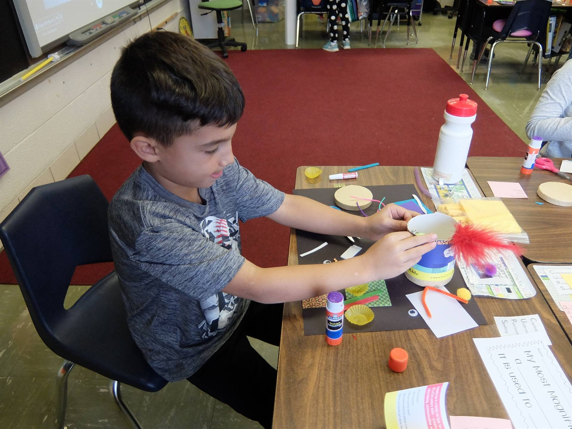 Creativity Cans - 2nd Grade 20