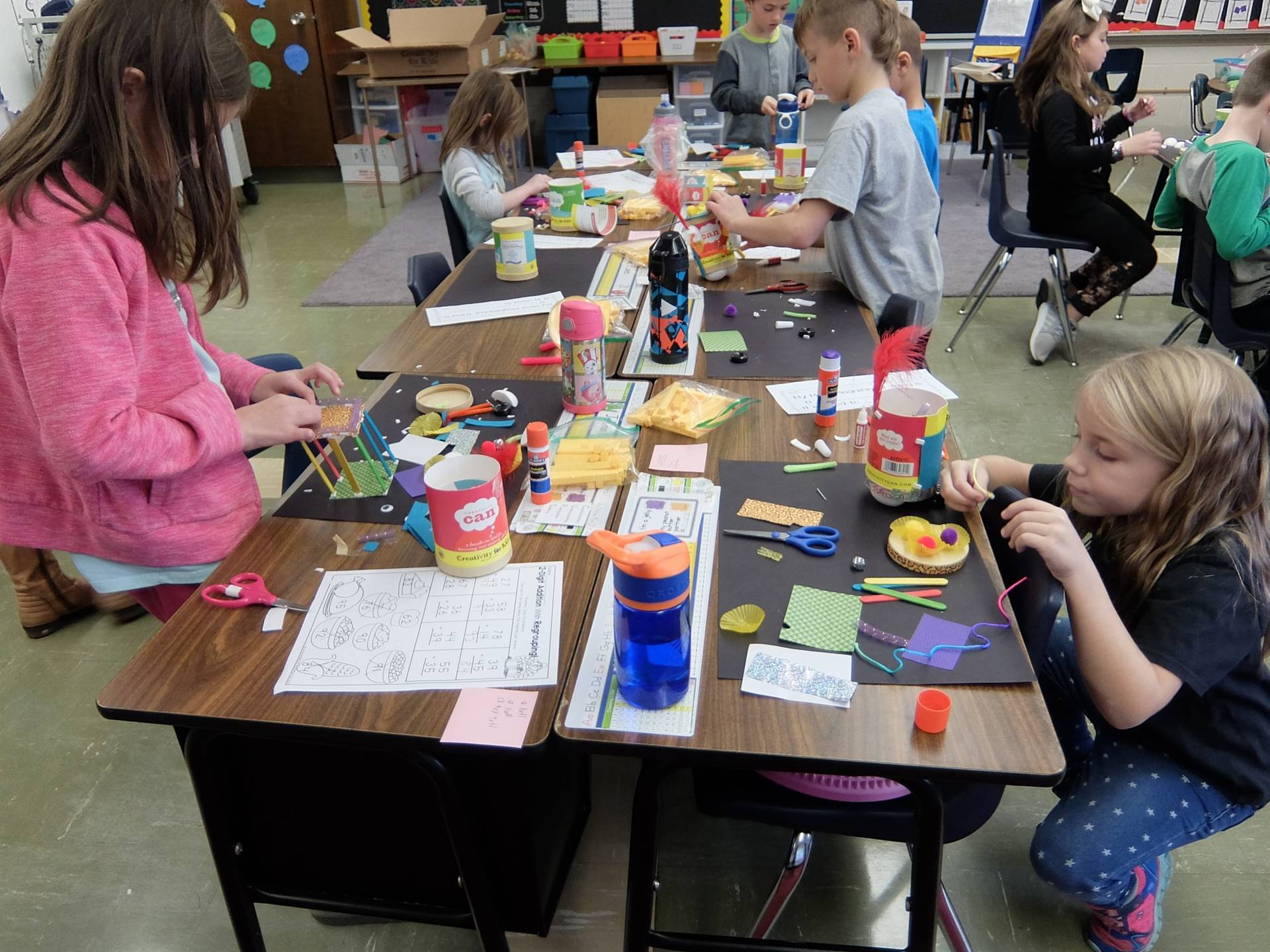 Creativity Cans - 2nd Grade 22