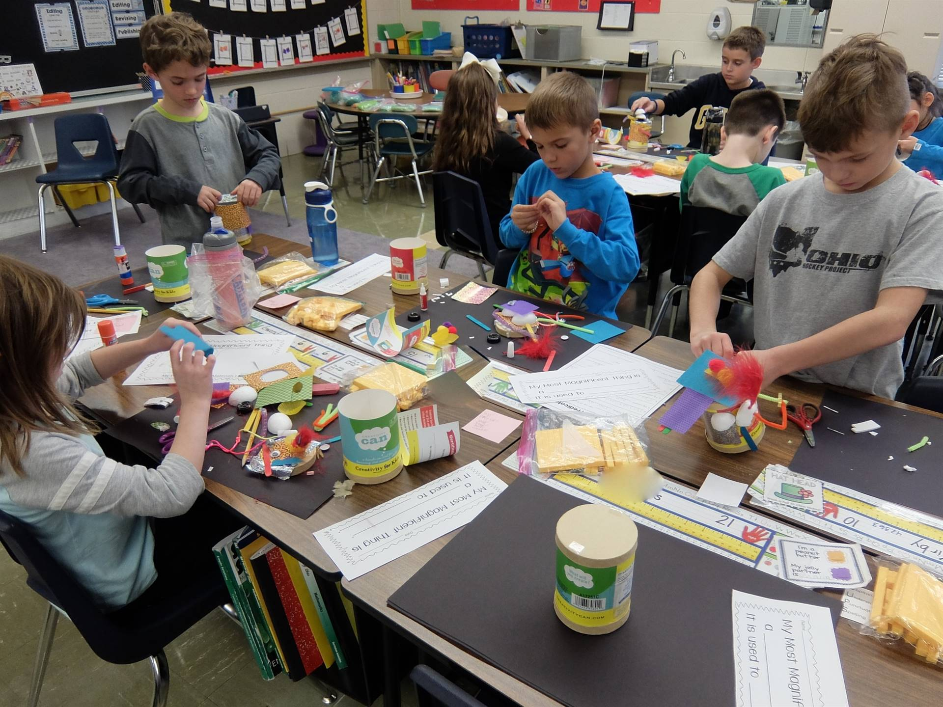Creativity Cans - 2nd Grade 24