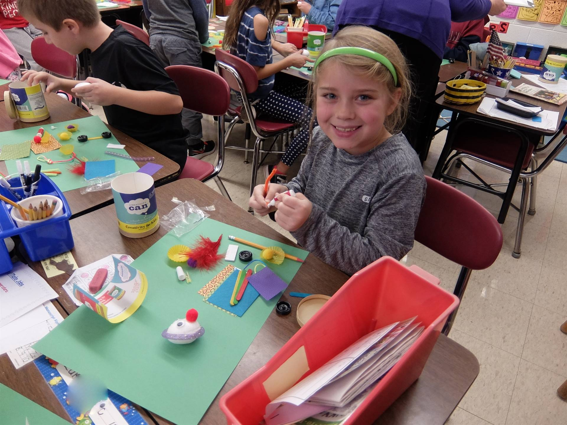 Creativity Cans - 2nd Grade 26