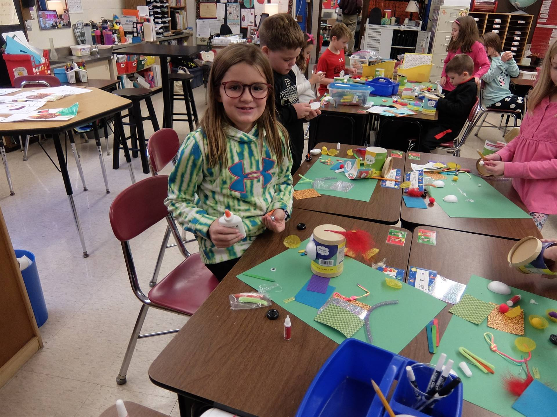 Creativity Cans - 2nd Grade 27